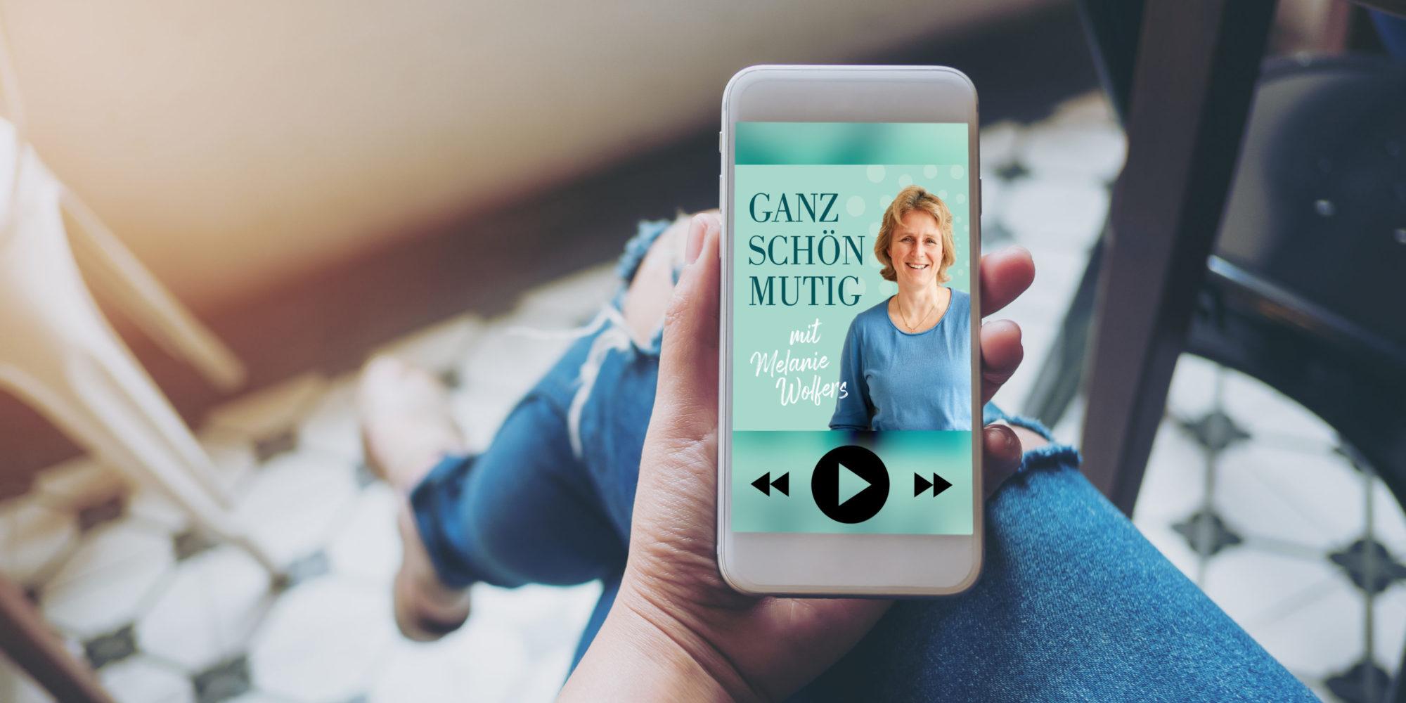 Podcast Melanie Wolfers